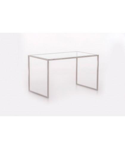 Masă din sticlă